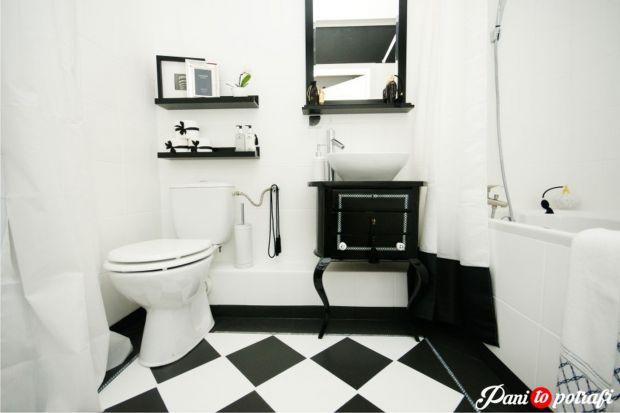"""Jak niedrogo i funkcjonalnie odświeżyć łazienkę? Jakie triki optyczne zastosować? O różnych aspektach remontowania i urządzania łazienki opowiadająBeata Łańcuchowska oraz Anna Drozd, projektantki wnętrz, autorki bloga """"Pani to potrafi"""""""