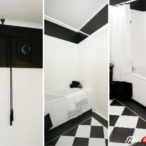 Metamorfozy łazienki. Fot. Pani to potrafi