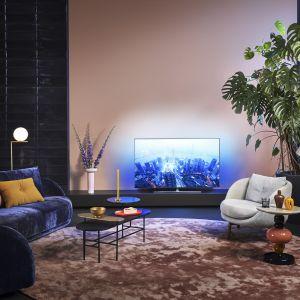 Telewizory ze wsparciem sztucznej inteligencji Philips OLED 855. Fot. Philips