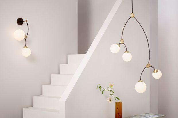Lampy tej brytyjskiej marki wyróżnia wysoka jakość materiałów, rzemieślnicze wykonanie i oryginalny design.