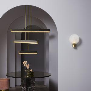 Lampa wisząca Artes collective bronze. Fot. CTO Lighting / Mood-Design
