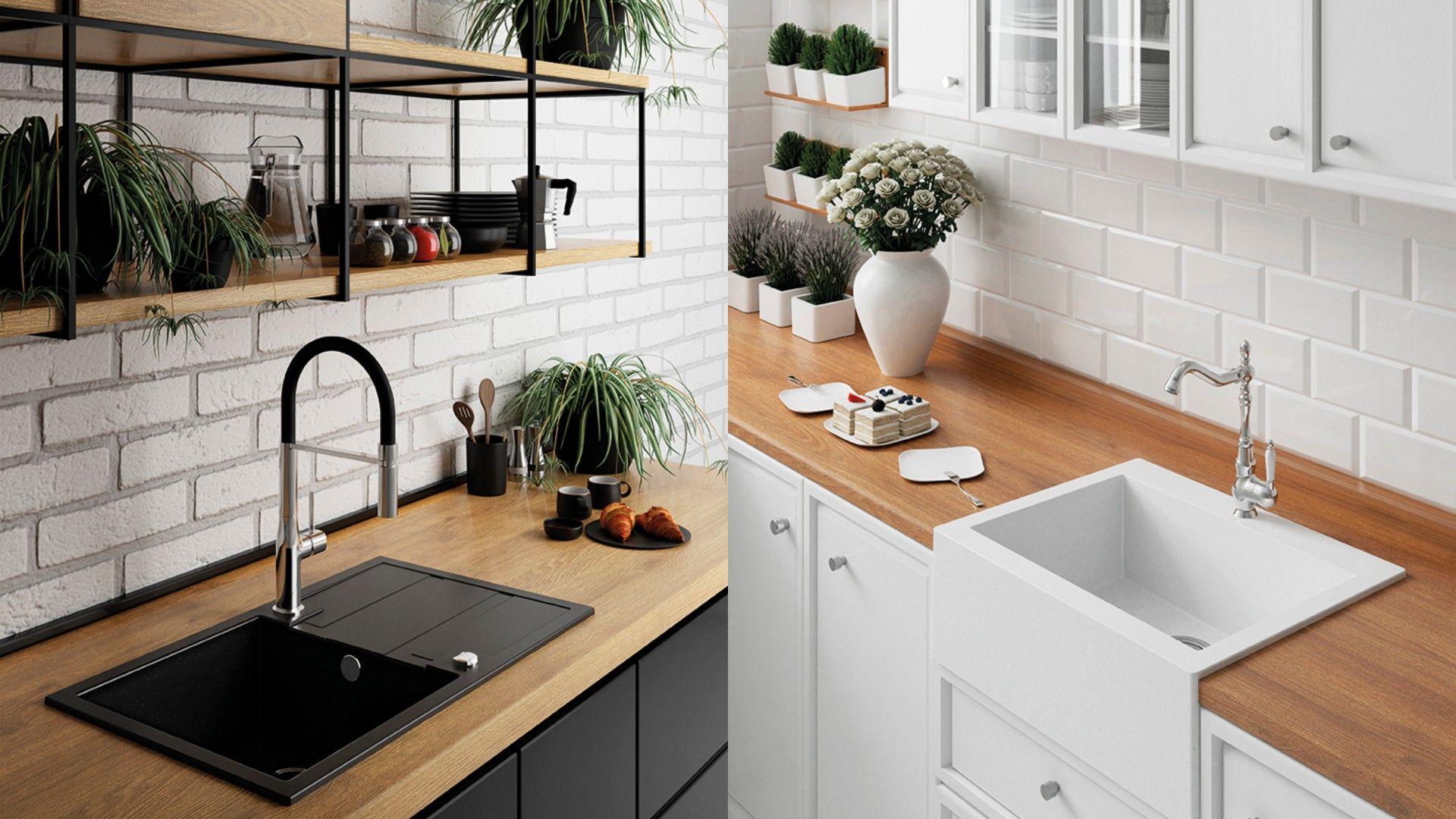 Aranżacja kuchni i łazienki: trendy 2020. Fot. Laveo