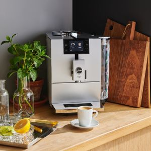 Ekspres do kawy ENA8 Nordic White. Fot. Jura