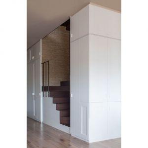 Nowi właściciele apartamentu zapragnęli całkowicie zmienić przeznaczenie i funkcjonalność poszczególnych pomieszczeń, dostosowując je do swoich potrzeb. Fot. Ritmonio
