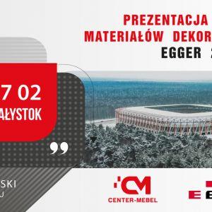 Na spotkania z dobrym wzornictwem i fachowymi poradami zapraszamy 7 lutego 2020 r. do Białegostoku (Stadion Miejski w Białymstoku, ul. Słoneczna 1, od godz 10.00)