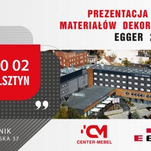 Na spotkania z dobrym wzornictwem i fachowymi poradami zapraszamy 20 lutego 2020 r. do Olsztyna (Hotel Kopernik, Al. Warszawska 37, od godz. 10.00)