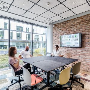 Biuro firmy Nordea, fot. Adam Grzesik, proj. Workplace