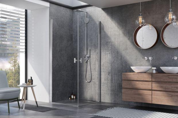 Kabiny prysznicowe w nowoczesnym designie. To zobaczysz na na targach 4 DD