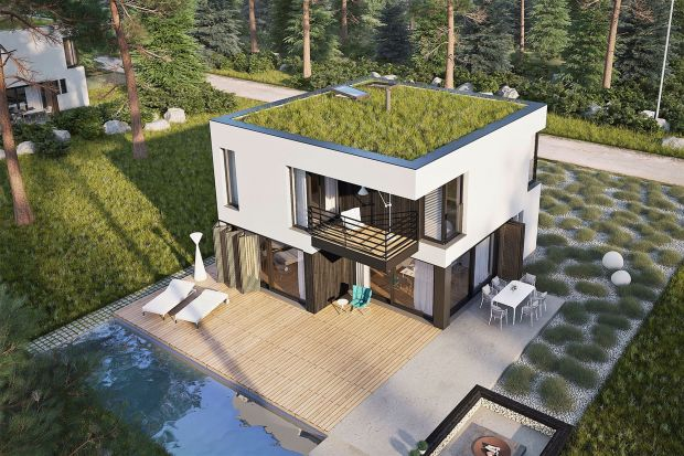Jeśli marzycie o domu, który jest nowoczesny, maksymalnie funkcjonalny, a oprócz tego znakomicie odnajdzie się na małej działce nie szukajcie dalej – EX 2 soft spełni wszystkie oczekiwania. Zobaczcie gotowy pomysł na piękną, miejską willę.