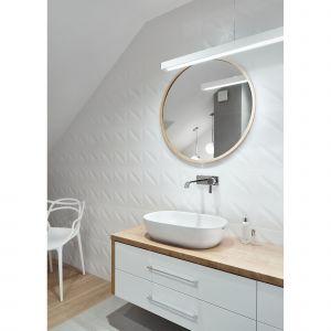 Dom w minimalistycznym stylu. Projekt: Estera i Robert Sosnowscy. Fot. Studio MM
