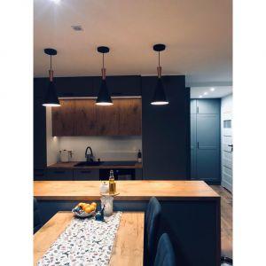 Kuchnia i jadalnia. Fot. Studio BB Architekci