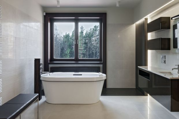 Zalety okna w łazience