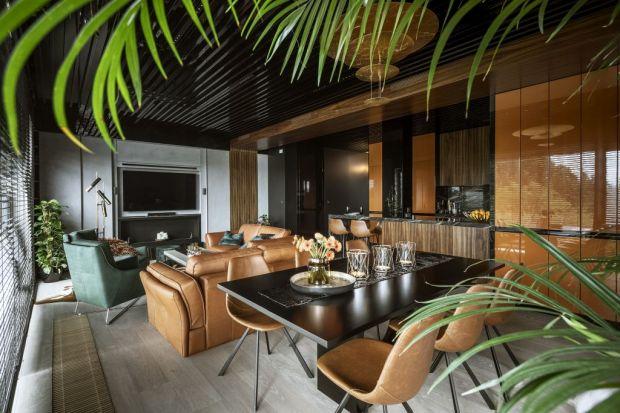 Eleganckie wnętrze: zobacz piękne, stylowe mieszkanie
