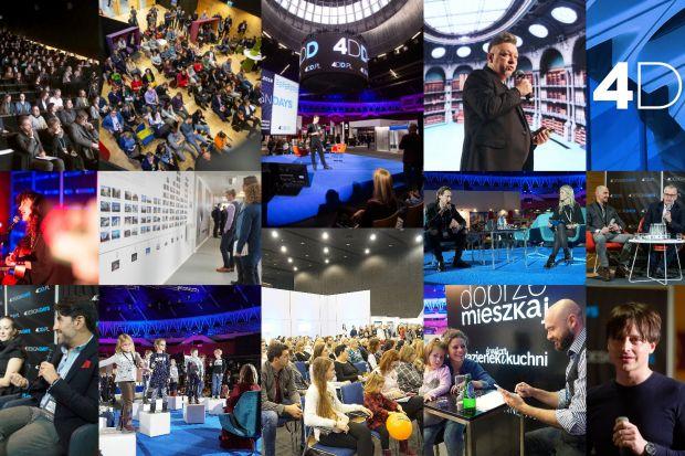 4 Design Days 2020 już dzisiaj. Zapraszamy na święto designu do Katowic!
