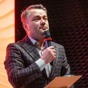 Jarosław Kuźniar, moderator sesji inauguracyjnej 4 Design Days 2020