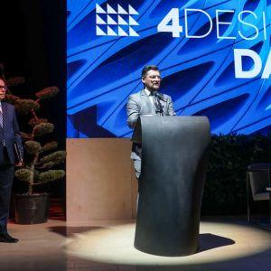 Marcin Krupa, prezydent Katowic - otwiera wydarzenia 4 Design Days 2020