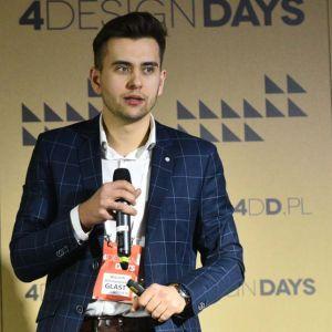 Wojciech Harasymowicz, CEO, GLAST, finalista konkursu