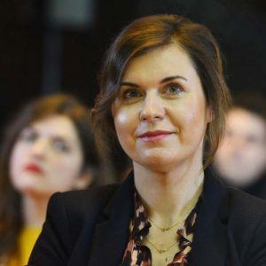 Małgorzata Burzec-Lewandowska, członkini Jury konkursu