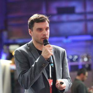 Maciej Kowalczyk, 4 Design Days. Onstage. Osiedla. Fot. PTWP