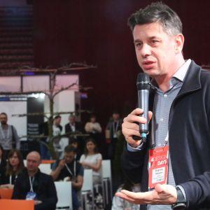 Zbigniew Maćków, 4 Design Days. Onstage. Osiedla. Fot. PTWP