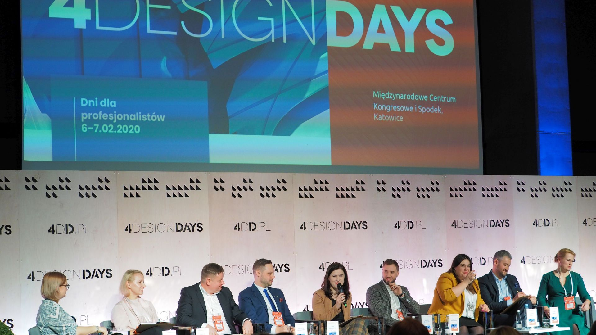 4 Design Days. Projekt łazienka. Fot. PTPW