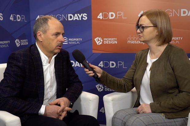 """Na czym polega idea stworzenia """"miasta w mieście"""" mówił podczas 4 Design DaysKrzysztof Lasoń, prezes zarządu spółki Millenium Inwestycje."""