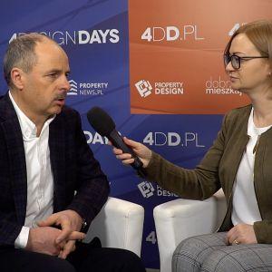 Krzysztof Lasoń, prezes zarządu spółki Millenium Inwestycje