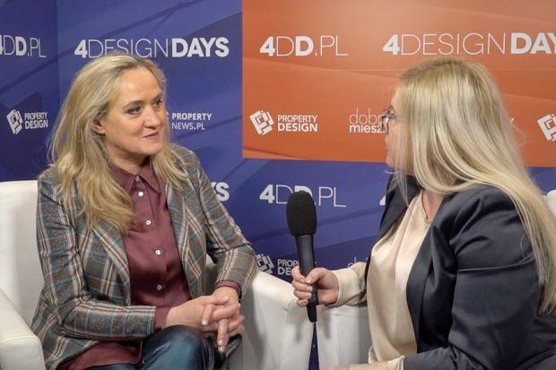 O swojejwspółpracy z polską marką Tubądzin, kolekcji Cielo e Terra i roli dużych formatów nie tylko we wnętrzach publicznych, ale i prywatnych mówiła w trakcie 4 Design Days 2020 projektantka Dorota Koziara.