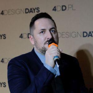 Moderator: Marcin Szczelina, krytyk i kurator architektury. Fot. PTWP