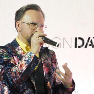 Artur Indyka. 4 design Days 2020. Sesja Trendy. Fot. PTWP