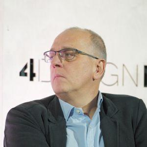 Roland Stańczyk. 4 design Days 2020. Sesja Trendy. Fot. PTWP