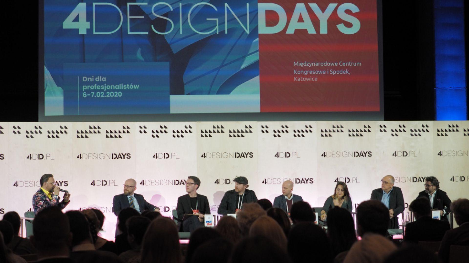 4 Design Days 2020. Sesja Trendy. Fot. PTWP