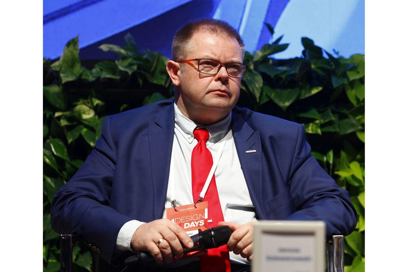 Janusz Dziewanowski, Business Development Manager, MultiContract Sp. z o.o. Fot. PTWP
