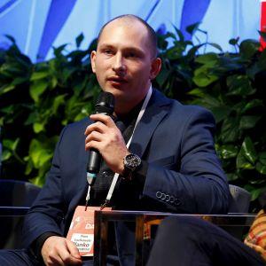 Piotr Łazikowski, dyrektor regionalny, Planko. Fot. PTWP