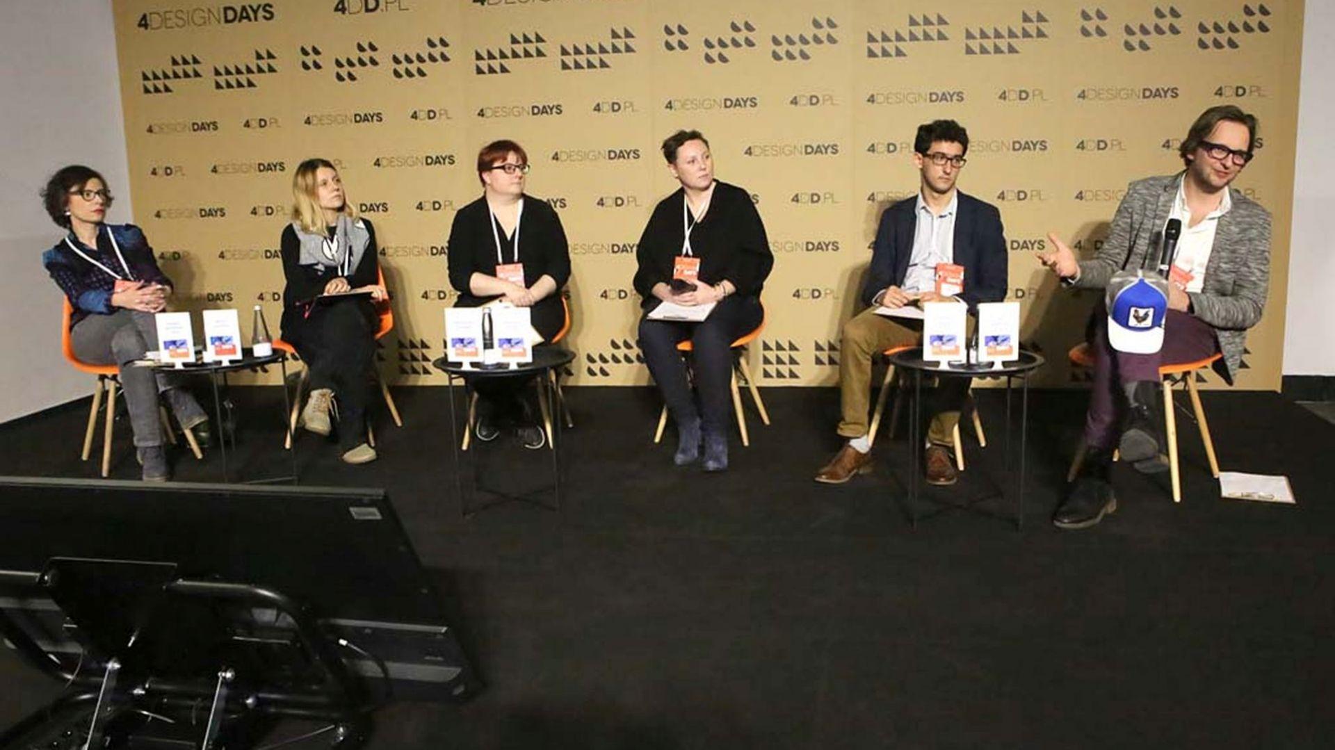 4DD: Panel dyskusyjny