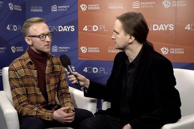 O tym z jakich materiałów projektować, by wytwarzać produkty eko oraz o własnej ceramice opowiada Mateusz Mioduszewski, projektant, Akademia Sztuk Pięknych w Warszawie, prelegent 4 Design Days 2020.