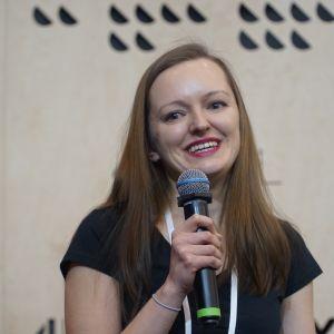 Dominika Wojciechowska, architekt, właścicielka pracowni Nidus Interiors