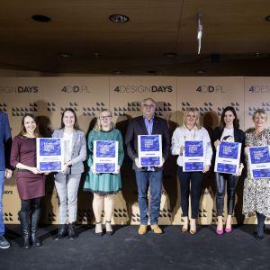 Exhibitor Design Award 2020 - wyróżnienia za najciekawsze stoisko targowe 4 Design Days.