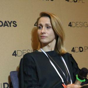 Monika Bronikowska. 4 Design Days. Sesja Technologie. Fot. PTWP