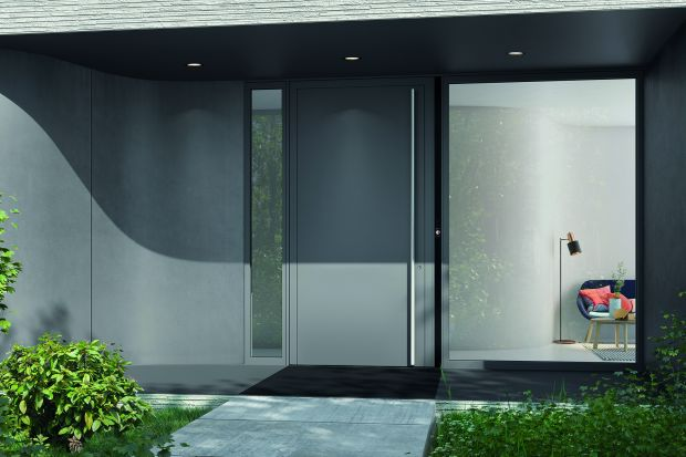 Drzwi zewnętrzne - nowe, inteligentne rozwiązanie