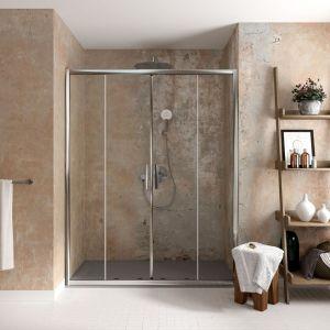 Nowoczesny prysznic. Kabina Connect2. Fot. Ideal Standard
