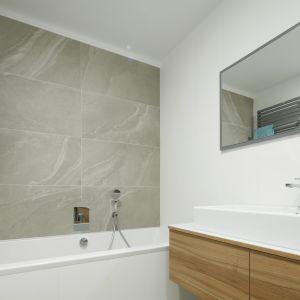 Ściany w łazience: propozycja numer 7. Projekt: Przemek Kuśmierek. Fot. Bartosz Jarosz