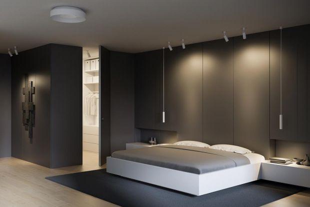Już na etapie projektowania warto dobrać oświetlenie uwzględniając wszystkie funkcje pomieszczenia. W sypialni oświetlenie musi przede wszystkim dać nam możliwość relaksu i regeneracji.