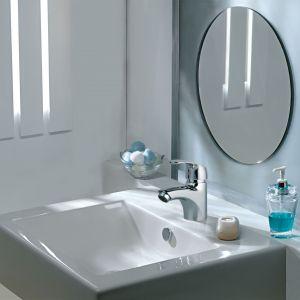 Bateria umywalkowa jednouchwytowa Eko o uniwersalnym designie. Fot. Jaquar