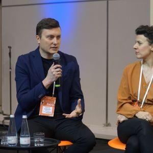 Tomasz Widawski i Katarzyna Widawska. Fot. Justyna Łotowska