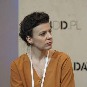 Katarzyna Widawska. Fot. Justyna Łotowska