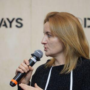 Joanna Ochota. Fot. Justyna Łotowska