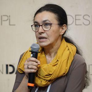 Katarzyna Uszok. Fot. Justyna Łotowska