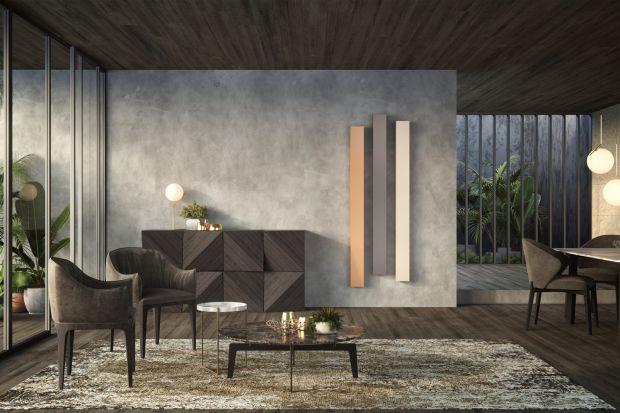 Grzejniki dekoracyjne - modele do minimalistycznych wnętrz