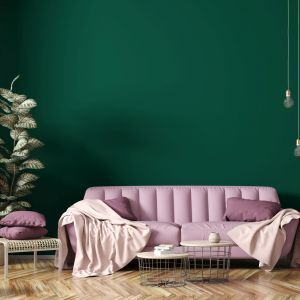 Kolor we wnętrzu. Fot. Dekorian Home/Para Paints